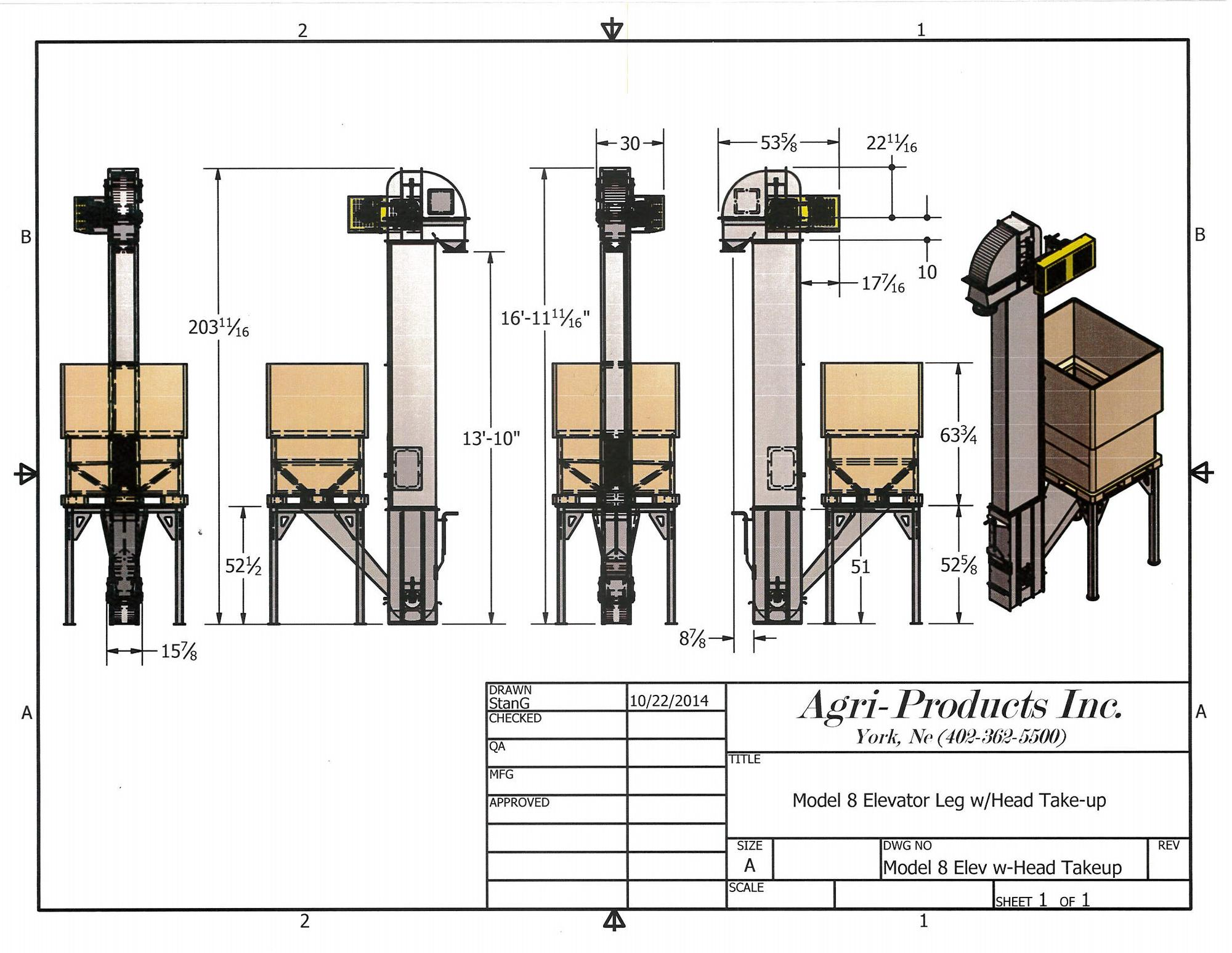 Recent Fabrication Agri Products Agriculture Equipment